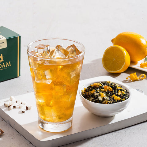 Citrus Cooler Iced Tea