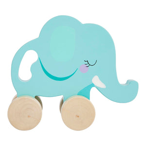 Elephant Push n Pull Toy