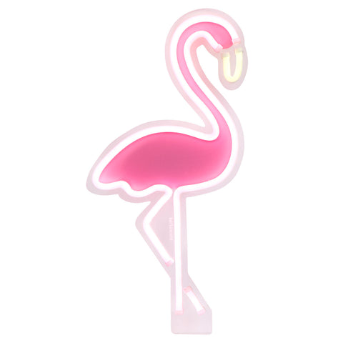 Neon LED Light Flamingo