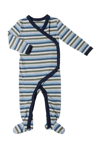 Arthur Winter Onesie - Moss