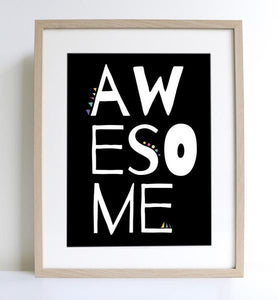 Print - AWESOME