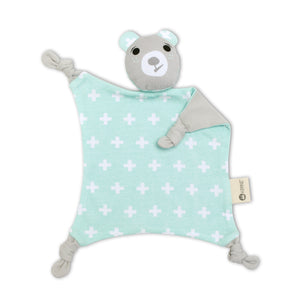 Kippins Organic Cotton Cuddle Blanket - Billie Kippin