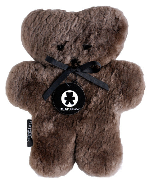 FLATOUT Bear - Chocolate