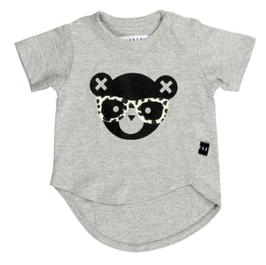 Hux Bear Asymmetric T-shirt