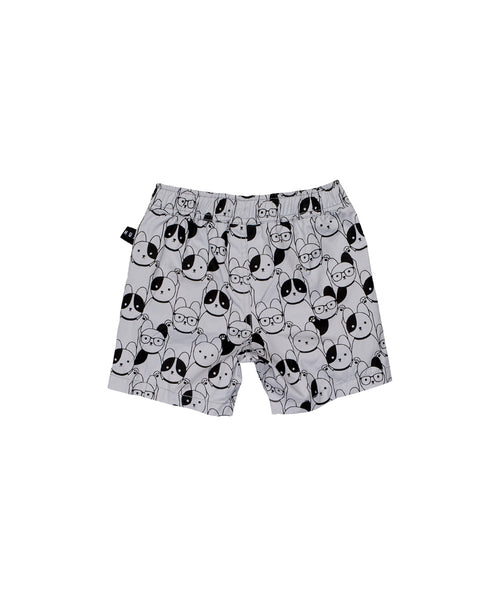 Huxbaby Swim Short - Light Grey