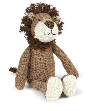Hunter the Lion cuddly toy