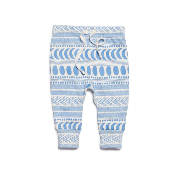 Leggings - Moon Aztec