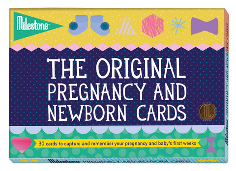 Pregnancy Milestone Cards