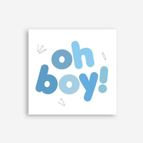 Greeting Card - Baby Boy