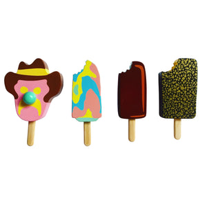 Ice Creams Melt - Wooden Toys