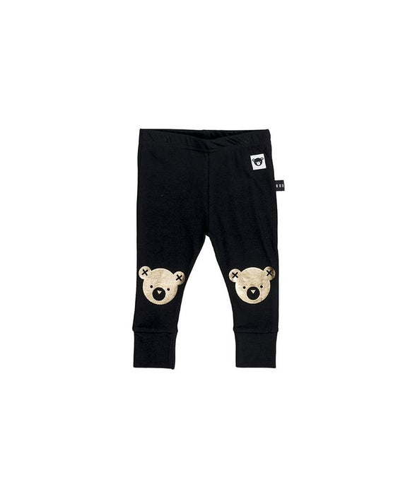 Gold Bear Legging