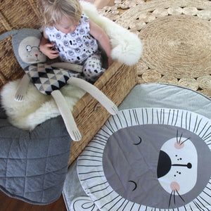 Lion Play Mat