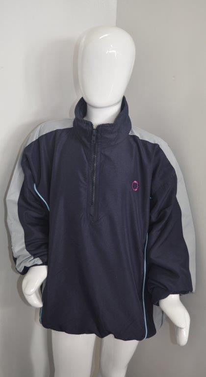 PE Tracksuit Top Navy Blue, For Eden Boys School Birmingham