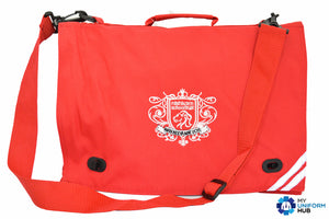 Red Book Bag for Nishkam Primary