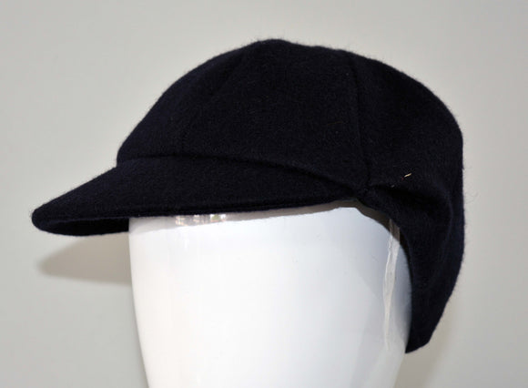 Navy Boy Bowler Cap For Lambs Christian School