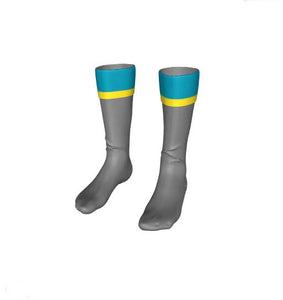 NISHKAM SCHOOL WEST LONDON GAMES KIT SOCKS
