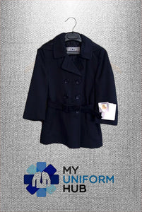 Primary School Overcoat Blue