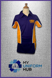 Purple and Yellow PE Skort for King Solomon High Girls