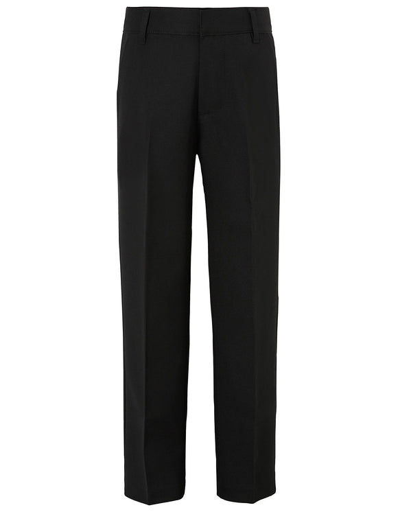HIGH QUALITY BLACK TROUSERS - myuniformhub