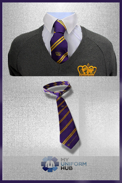 Tie for King Solomon High School