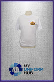 White PE T-Shirt for King Solomon