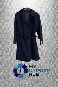 High School Overcoats (Navy blue/Brown)