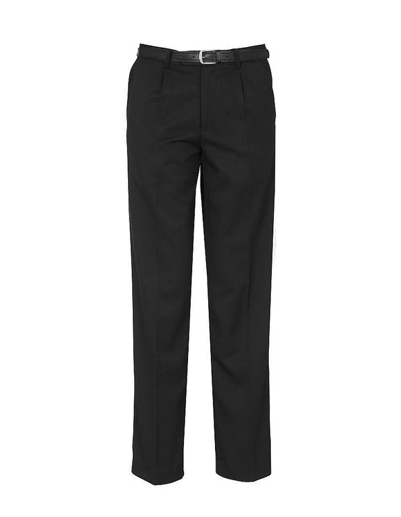 Junior Boys Grey Quality Trousers, With Clip
