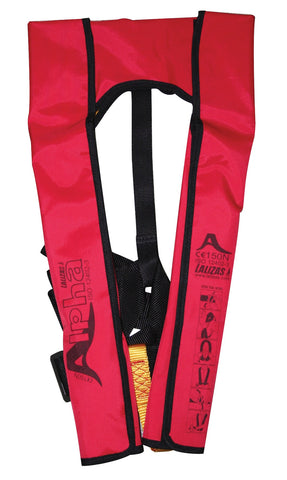 Lalizas Alpha 170N CE ISO Inflatable Automatic Lifejacket