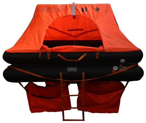 Coastal Liferaft - 4 & 6 person
