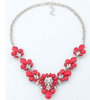 Crystal Statement Choker necklaces & pendants For Woman 3 Colors - fashioniworld