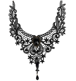 Handmade Jewerly Gothic Collar Choker Necklace