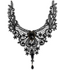Handmade Jewerly Gothic Collar Choker Necklace - fashioniworld