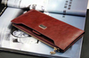 PU Leather Women Wallet Multifunction Long Wallets Ladies Clutch Handbag