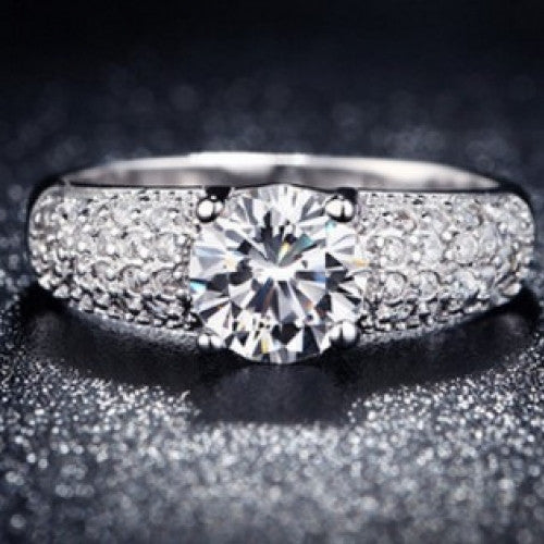 Engagement Rings for Women Wedding - fashioniworld