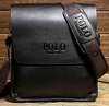 Polo Vintage Fashion Mens Cross Body Bag