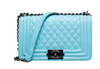 Quilted Plaid Women Messenger Bag Chains Mini Black Crossbody Bags For Women - fashioniworld