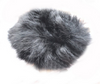 Mix Faux Rabbit Fur Hair Rope Ties - fashioniworld