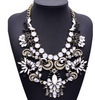 Luxury Vintage Statement Chain Collar Necklace