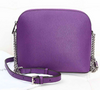 High Quality Leather Zipper Shell Shoulder Bag and Handbag - fashioniworld