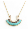 New Exquisite Turquoise Necklace Fashion Jewelry
