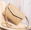 Casual Vintage Small Women Bags Leather Messenger Bag Retro Envelope
