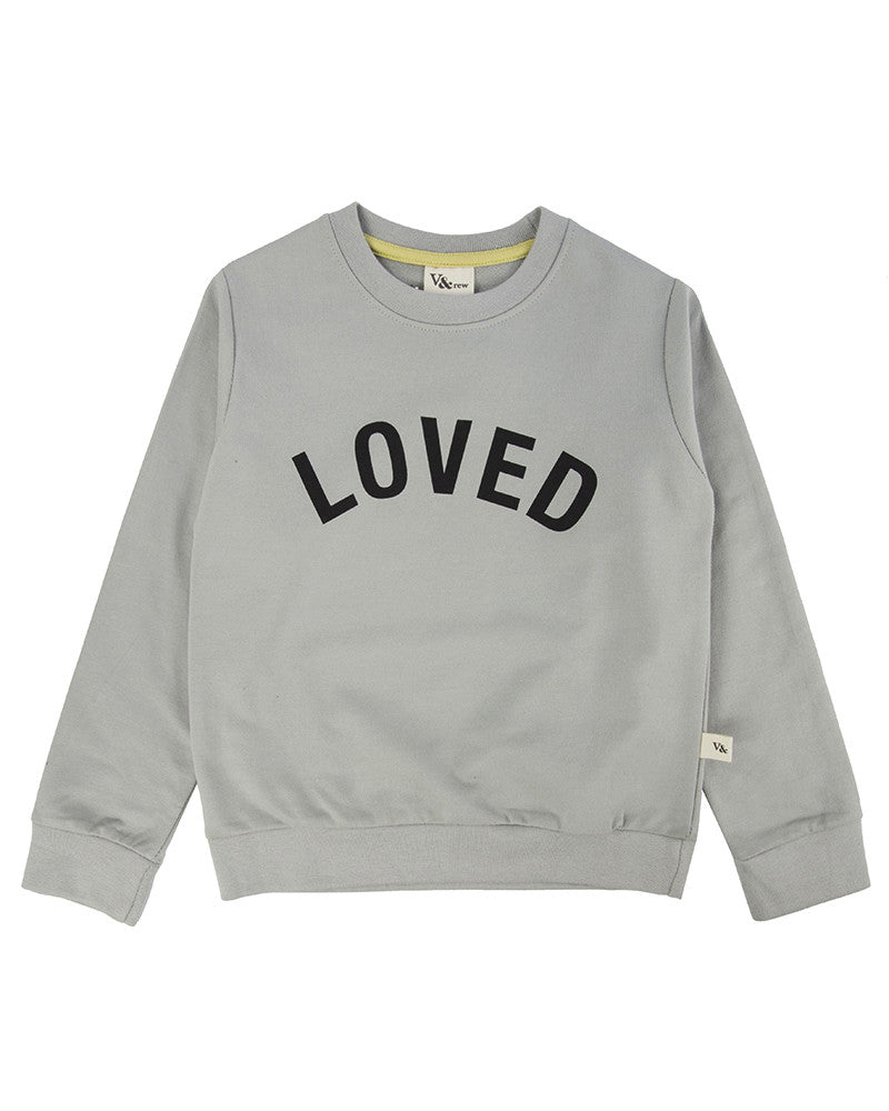 Loved Sweatshirt