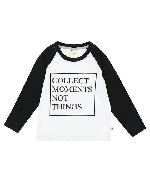 Collect - Long Sleeve Organic Top
