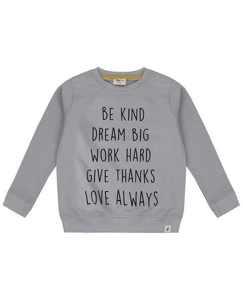 Wise words Sweatshirt
