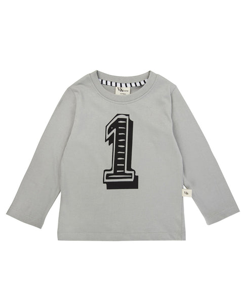 Special One - Long Sleeve Organic Jersey Top