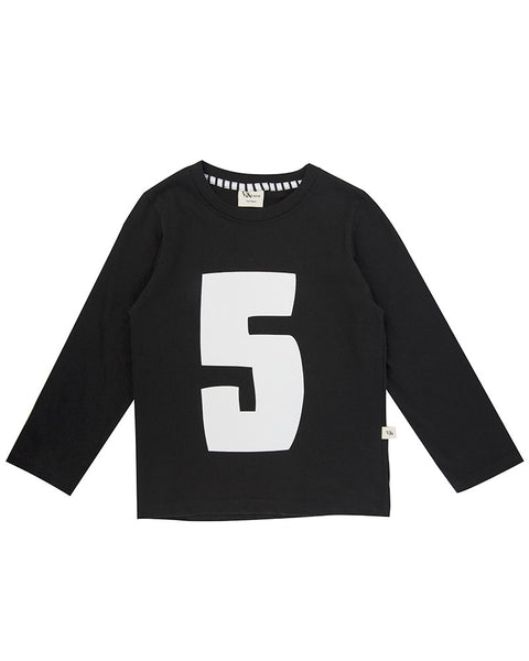 5 Alive Long Sleeve Organic Top