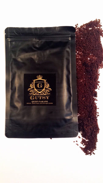 2x Nakano (Chocolate Coffee) 200g (Acne ,facial blemishes, acne scars and break down cellulite)