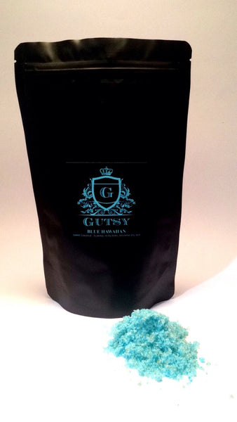 Blue Hawaiian 170g(extreme dry skin , nourishing the skin, body polish)