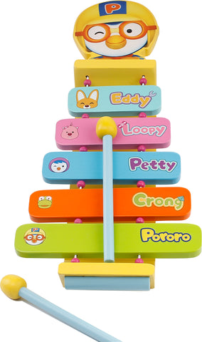 TC8006 | Pororo Xylophone (FREE Maracas while stocks last!!!)