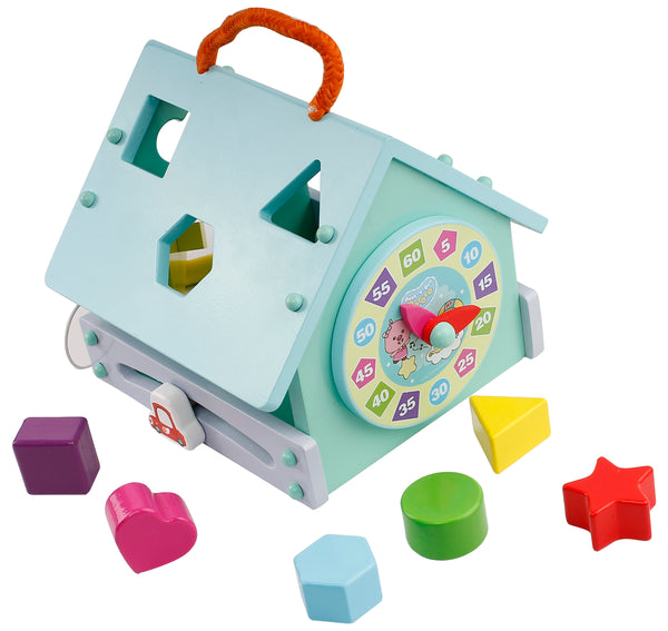 TC8010 | Pororo House Clock